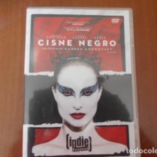Cine: DVD-CISNE NEGRO. Lote 156149366