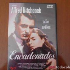 Cine: DVD-ENCADENADOS. Lote 156152706