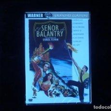 Cine: EL SEÑOR DE BALANTRY - DVD NUEVO PRECINTADO. Lote 156176462