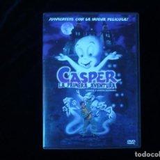 Cine: CASPER LA PRIMERA AVENTURA. Lote 156184434
