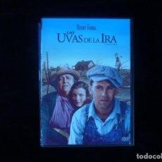 Cine: LAS UVAS DE LA IRA. Lote 156186002
