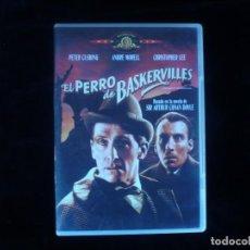 Cine: EL PERRO DE BASKERVILLES. Lote 156186982