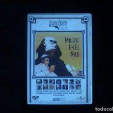 Cine: MUERTE EN EL NILO. Lote 156190682