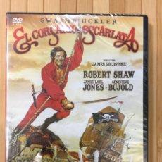Cine: EL CORSARIO ESCARLATA DVD -PRECINTADO-. Lote 156191772