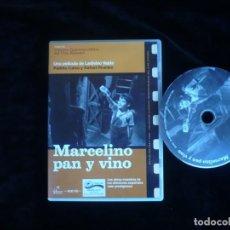 Cine: MARCELINO PAN Y VINO. Lote 156196854