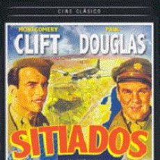 Cine: SITIADOS DIRECTOR: GEORGE SEATON ACTORES: MONTGOMERY CLIFT, PAUL DOUGLAS, CORNELL BORCHERS. Lote 156200470