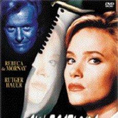 Cine: SIN TESTIGOS DIRECTOR:GEOFF MURPHY ACTORES:RUTGER HAUER,REBECCA DE MORNAY,RON SILVER. Lote 156204706