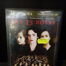 Cine: LAS 13 ROSAS DVD. Lote 156262922