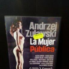 Cine: LA MUJER PÚBLICA DVD. Lote 156263461