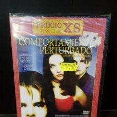 Cine: COMPORTAMIENTO PERTURBADO DVD. Lote 156264250