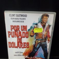 Cine: POR UN PUÑADO DE DÓLARES DVD. Lote 156265632