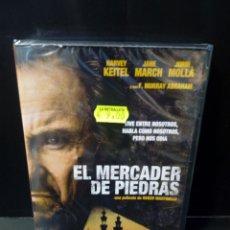 Cine: EL MERCADER DE PIEDRAS DVD. Lote 156267129
