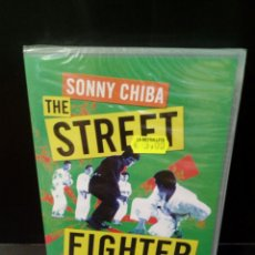 Cine: THE STREET FIGHTER DVD. Lote 156268541