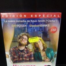 Cine: ¿ HACEMOS UNA PORNO? DVD. Lote 156283484