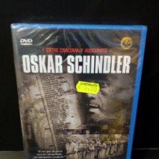 Cine: ENTRE CRACOVIA Y AUSCHWITZ, OSKAR SCHINDLER DVD DOCUMENTAL DVD DOCUMENTAL. Lote 156287738