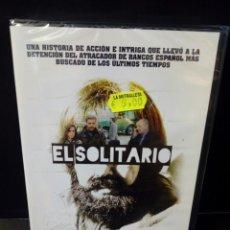 Cine: EL SOLITARIO DVD. Lote 156290661