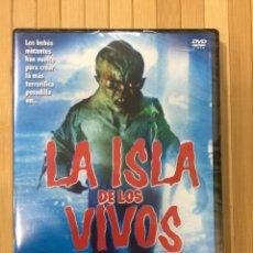 Cine: LA ISLA DE LOS VIVOS DVD-PRECINTADO. Lote 156898702