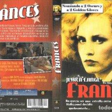 Cine: FRANCES - GRAEME CLIFFORD. Lote 156419594