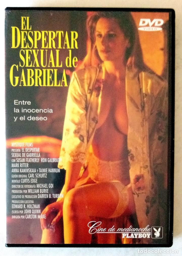 EL DESPERTAR SEXUAL DE GABRIELA - CARLTON MCRAE - SUSAN FEATHERLY - PLAYBOY - SAV (Cine - Películas - DVD)