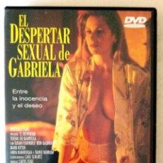 Cine: EL DESPERTAR SEXUAL DE GABRIELA - CARLTON MCRAE - SUSAN FEATHERLY - PLAYBOY - SAV. Lote 156484630