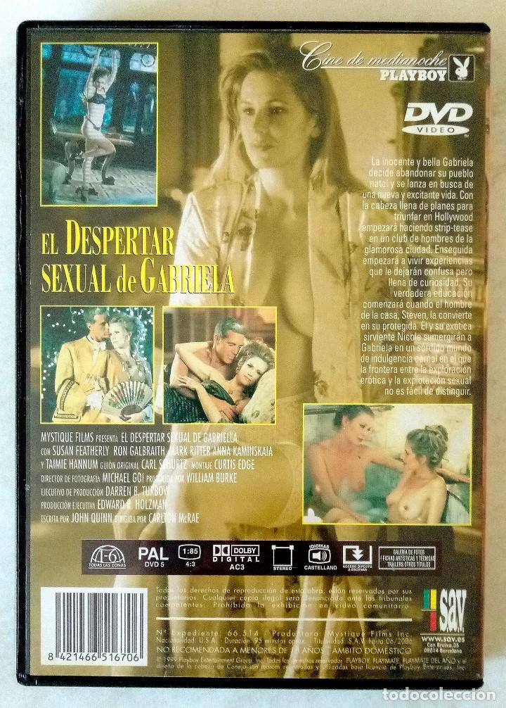 Cine: El despertar sexual de Gabriela - Carlton McRae - Susan Featherly - Playboy - SAV - Foto 3 - 156484630
