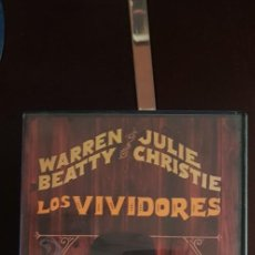 Cine: LOS VIVIDORES DVD (MC CABE AND MRS. MILLER) ROBERT ALTMAN WARREN BEATTY JULIE CHRISTIE. Lote 156542258