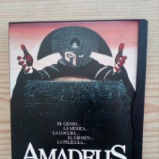 Cine: AMADEUS DVD. Lote 156568086