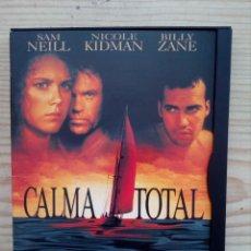 Cine: CALMA TOTAL DVD. Lote 156568418