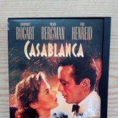 Cine: CASABLANCA DVD. Lote 156568454