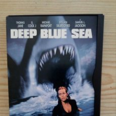 Cine: DEEP BLUE SEA DVD. Lote 156568510