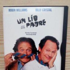Cine: UN LIO PADRE DVD. Lote 156568846