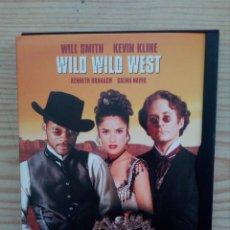 Cine: WILD WILD WEST DVD. Lote 156568866
