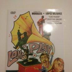 Cine: LONG PLAY.DVD.. Lote 156571974