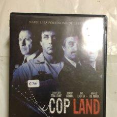 Cine: COP LAND DVD. Lote 156572085
