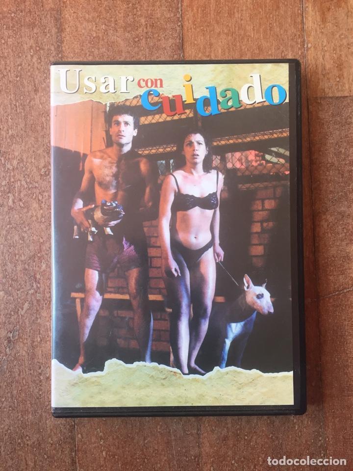USAR CON CUIDADO DVD (Cine - Películas - DVD)