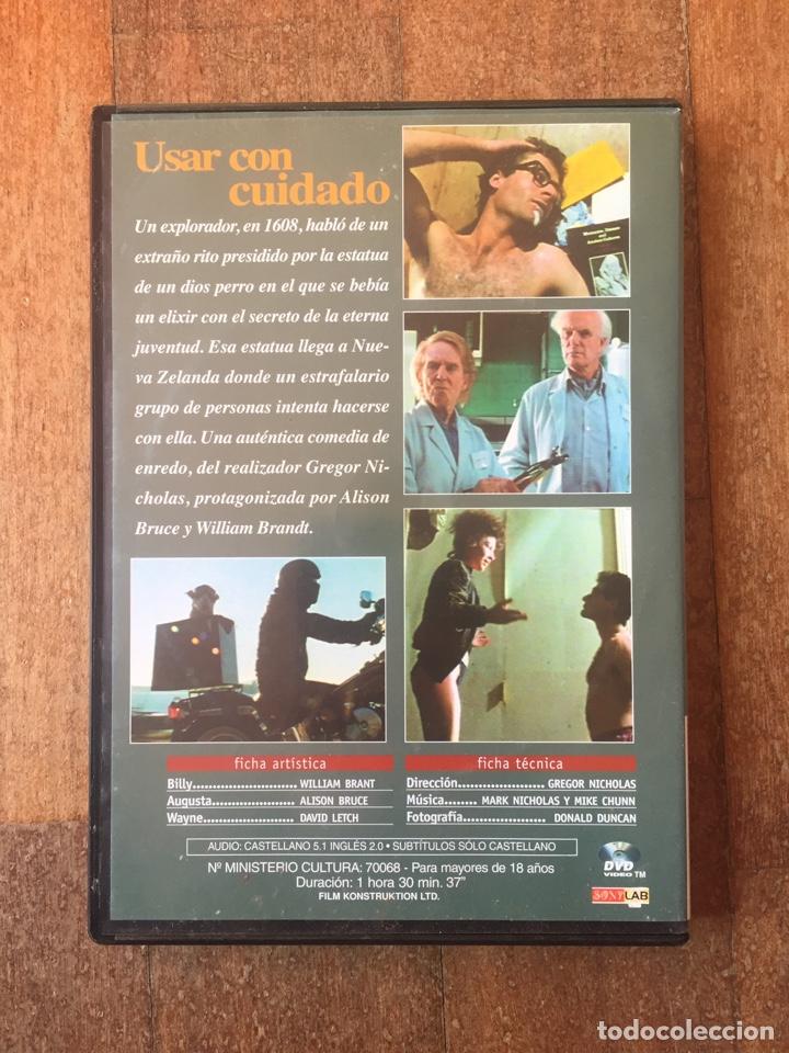 Cine: Usar Con Cuidado DVD - Foto 2 - 156705096