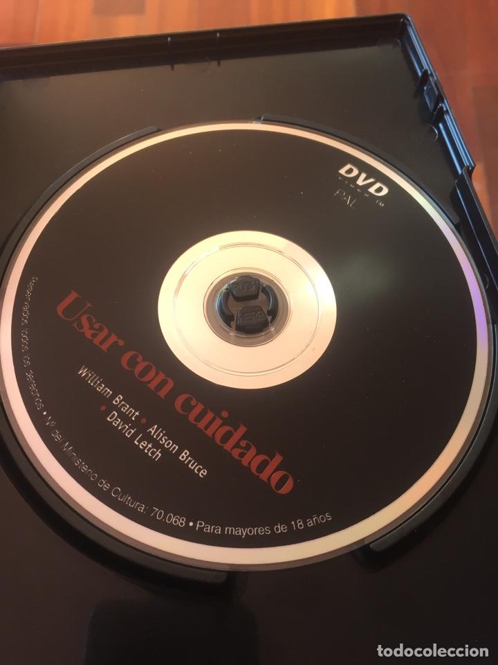 Cine: Usar Con Cuidado DVD - Foto 3 - 156705096