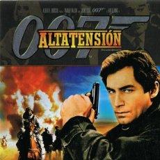 Cine: 007 ALTA TENSIÓN JAMES BOND (EDICIÓN ESPECIAL 2 DISCOS). Lote 171477582