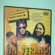 Cine: UN VERANO DIFERENTE (PALOMA BAEZA) *** DVD CINE AVENTURAS JUVENIL / DRAMA *** AÑO 1999. Lote 156863746