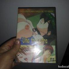 Cine: DISCO CD DVD UNA TRAS TRAS OTRA CINE MANGA EROTICO . Lote 156898158