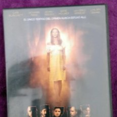 Cine: DVD *PREMONICION, SAN RAIMI* - 2002. Lote 156899046