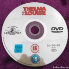 Cine: DVD *THELMA & LOUISE, RIDLEY SCOTT* - 1991. Lote 156899898