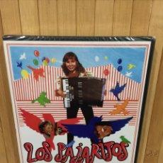 Cine: LOS PAJARITOS DVD -PRECINTADO-. Lote 156900973