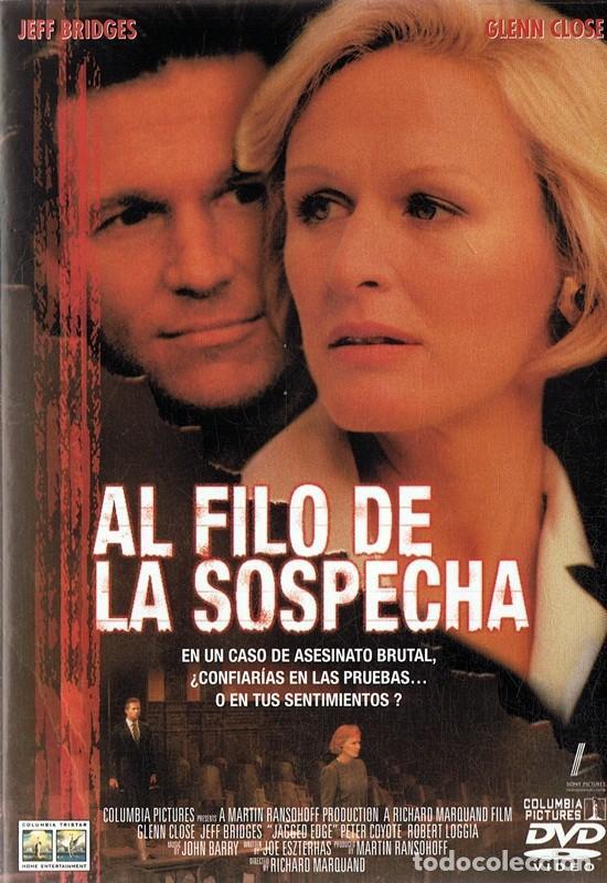 AL FILO DE LA SOSPECHA JEFF BRIDGES (Cine - Películas - DVD)