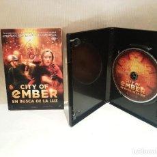 Cine: CITY OF EMBER EN BUSCA DE LA LUZ EN DVD BUEN ESTADO VER FOTOS. Lote 156992994