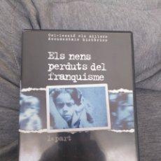 Cine: ELS NENS PERDUTS DEL FRANQUISME. Lote 156994709