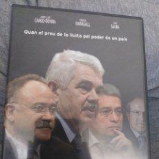 Cine: CONFIDENCIALCAT - QUAN EL PREU DE LA LLUITA PEL PODER ÉS UN PAIS. Lote 156995625