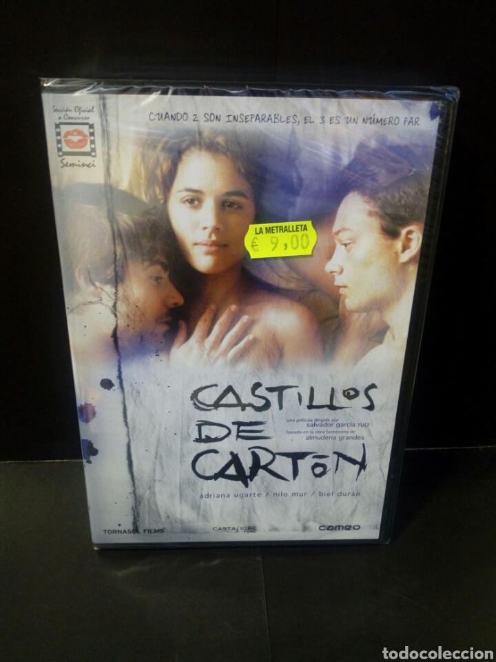 CASTILLOS DE CARTÓN DVD (Cine - Películas - DVD)