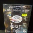 Cine: DIOSES Y MONSTRUOS DVD. Lote 165736833