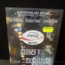 Cinema - Dioses y monstruos DVD - 165736833